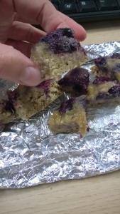 oaty blueberry